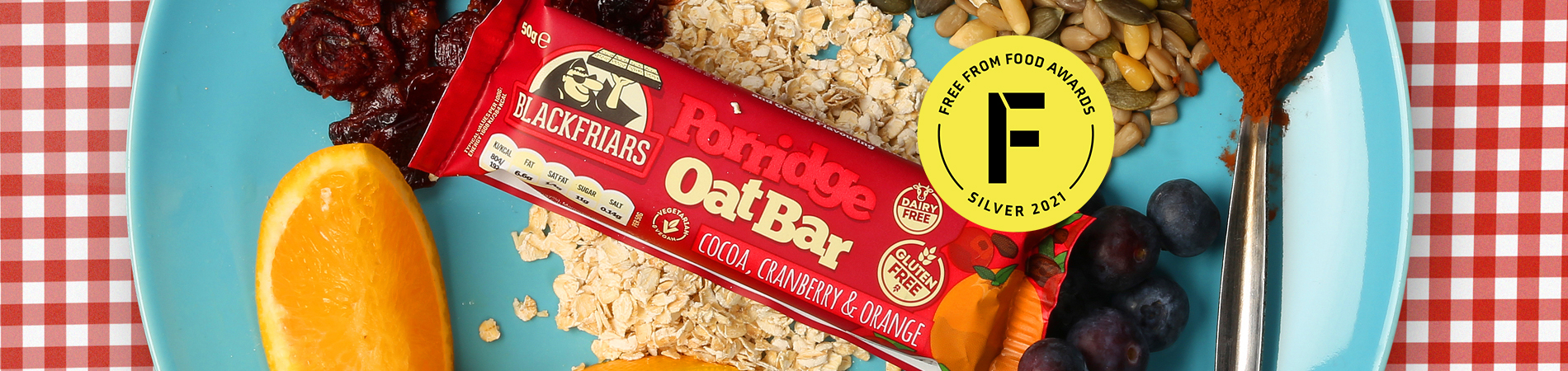 Porridge Oat Bars
