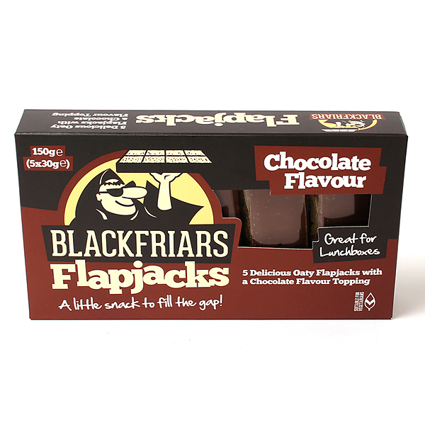 Chocolate Flapjack Multipack