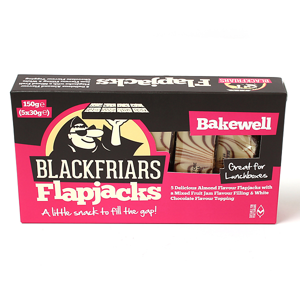 Bakewell Flapjack Multipack