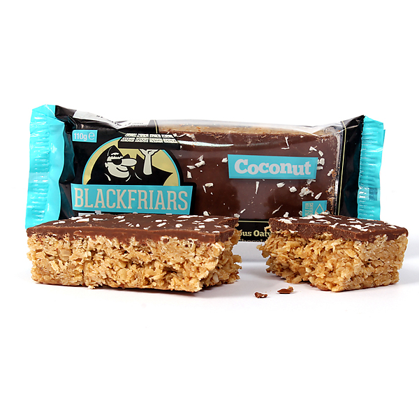 Coconut Flapjack 1