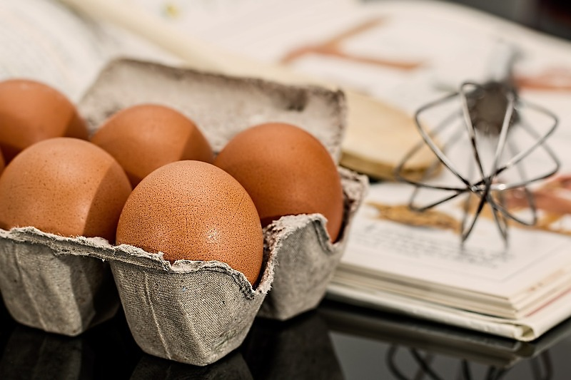 Recipe Blog Eggs