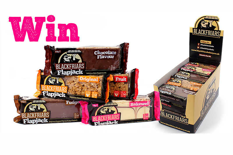 WIN Month's Supply of Flapjacks