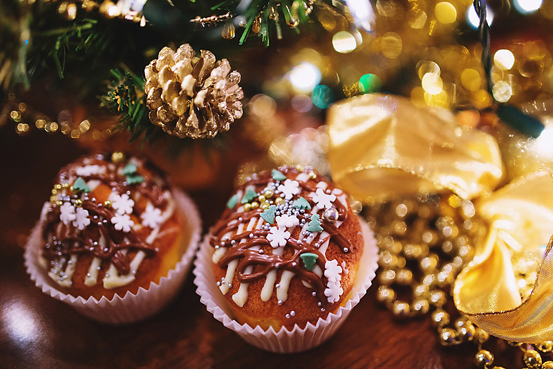 Christmas Muffin Recipe
