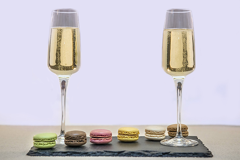 New Year Macaroons