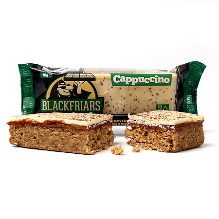 Cappuccino Flapjack