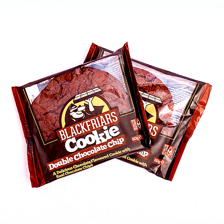 Double Choc Chip Cookie 2