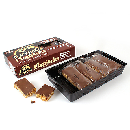 Chocolate Flapjack Multipack 2