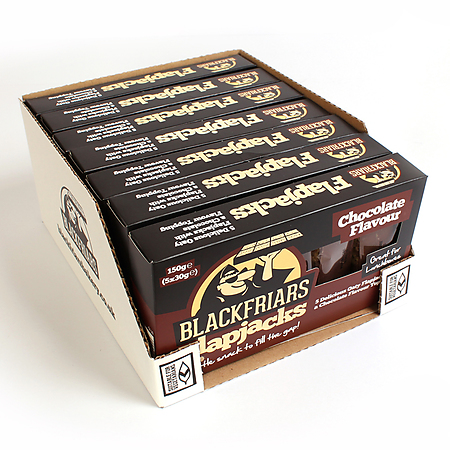 Chocolate Flapjack Multipack 3