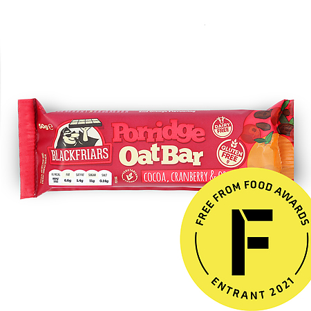 Cocoa Porridge Oat Bar