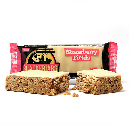 Strawberry Fields Flapjack